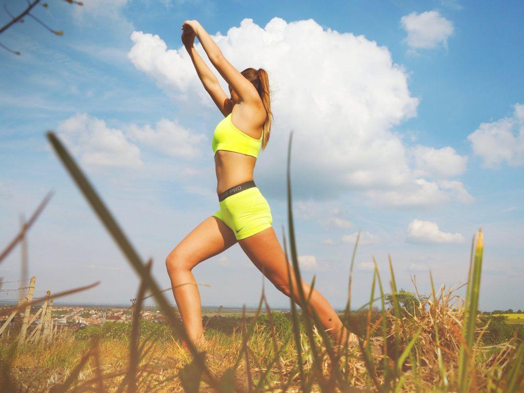 Telesna vadba in hujšanje